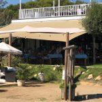 Salduna Beach covered restaurant