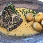 Salduna Beach Sirloin beef steak Café de Paris